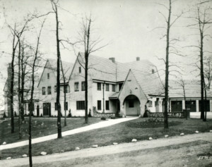 n 1946, with the help of parents and supporters, George and Annemarie purchased a large house in Bloomfield Hills for their school.